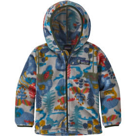 Patagonia Synchilla Cardigan Baby Kinderen, wander the woods/drifter grey